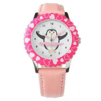 Ballerina Penguin Watches