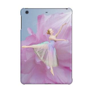 Ballerina Pink and Blue iPad Mini Retina Cases