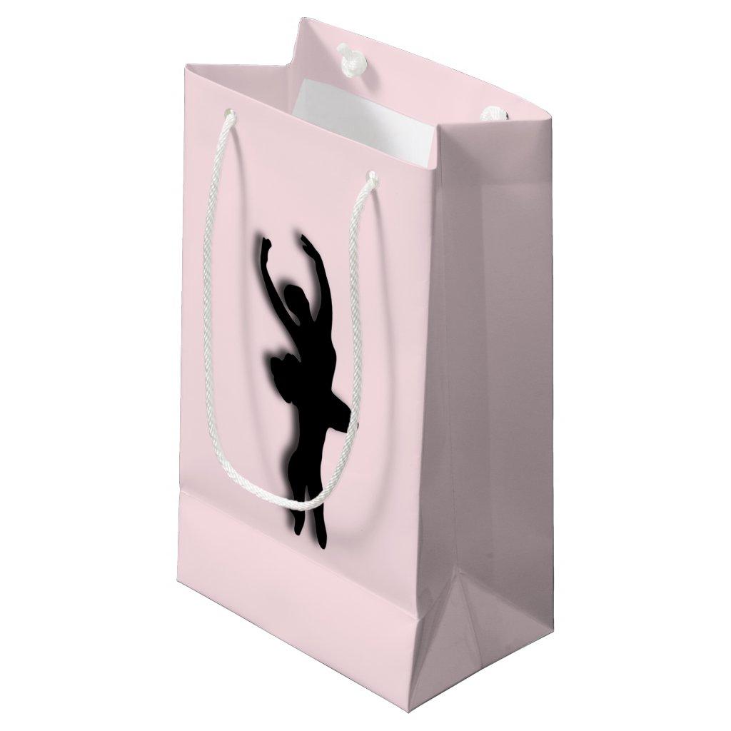 Ballerina Pink Small Gift Bag