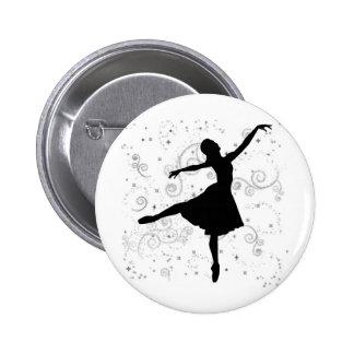 Ballerina Pins