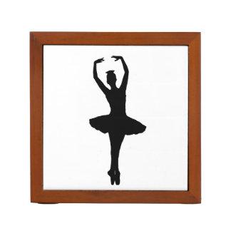 BALLERINA PIROUETTE EN POINTE (Ballet Dancer) ~ Pencil/Pen Holder