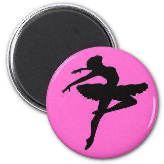 Ballerina Pose Magnet