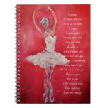 Ballerina Prayer Journal