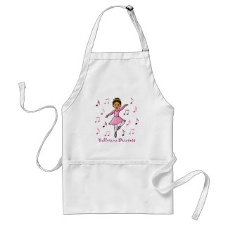 Ballerina Princess Adult Apron