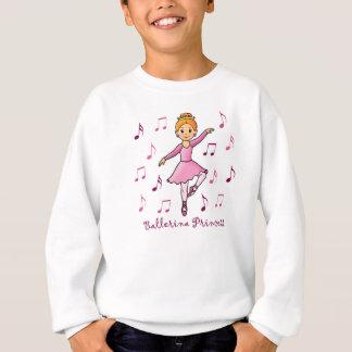 Ballerina Princess Sweatshirt