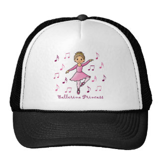 Ballerina Princess Trucker Hats