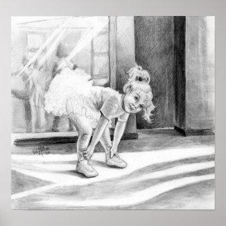 Ballerina Print