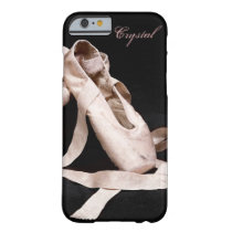 Ballerina Shoes Barely There iPhone 6 Case