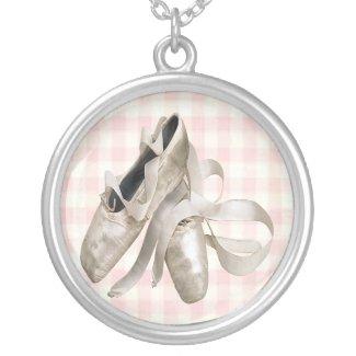 Ballerina Shoes Custom Jewelry