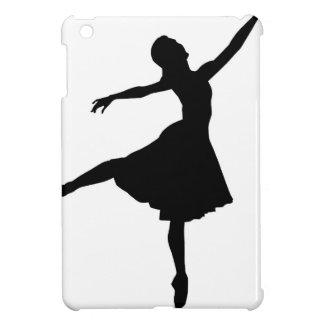 Ballerina Silhouette Case For The iPad Mini