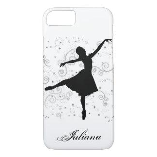 Ballerina Silhouette iPhone 7 case