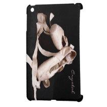 Ballerina Slippers Dance Mini Ipad Case