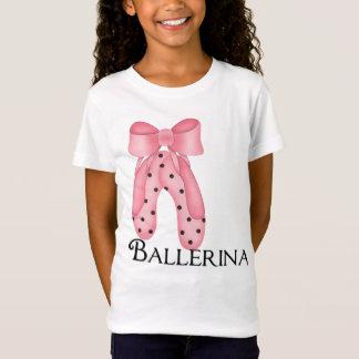 Ballerina Slippers Tee
