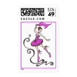 ballerina stamps