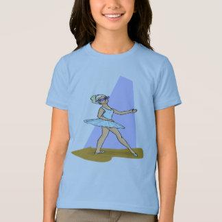 Ballerina Star Dance Wear T-shirts
