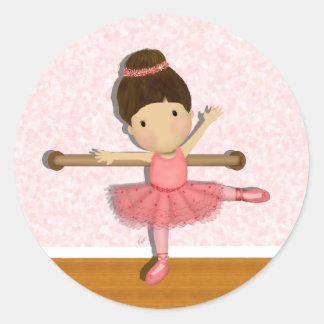 Ballerina Stickers