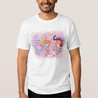 Ballerina Toddler T Shirt