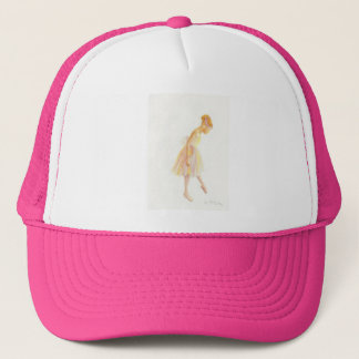 Ballerina Trucker Hat