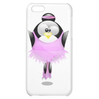 Ballerina Tux iPhone 5C Case