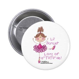 Ballerina with ATUTUde Pins