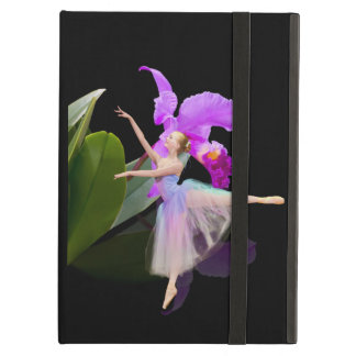Ballerina with Orchid iPad Air Cases