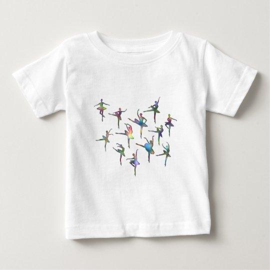 Ballerinas Baby T-Shirt