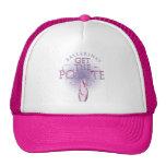 Ballerinas Get the Pointe Hats