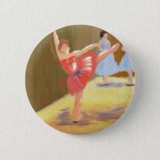 Ballerinas Pinback Button