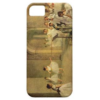 Ballerinas Practicing by Degas iPhone SE/5/5s Case