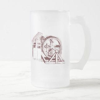 ballesta-rueda de ardilla taza
