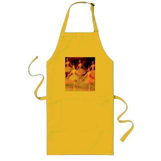 Ballet 007 long apron