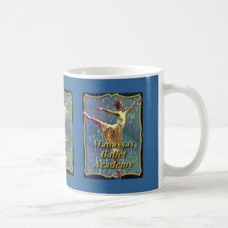 Ballet 008 coffee mug