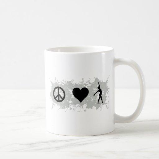 Ballet 1 coffee mug