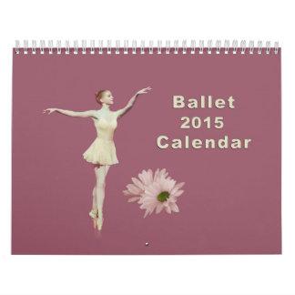Ballet 2015 Calendar