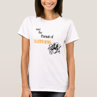 Ballet%20Shoes, and      the, Pursuit of, HAPPi... T-Shirt