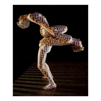 Ballet - 4323aXLG Print