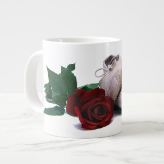 Ballet#4 Giant Coffee Mug