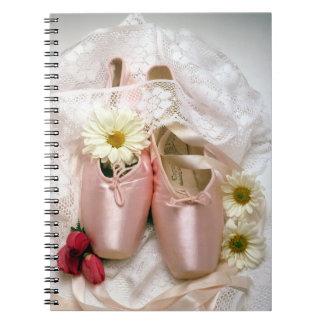 Ballet#5-Notebook Spiral Notebook
