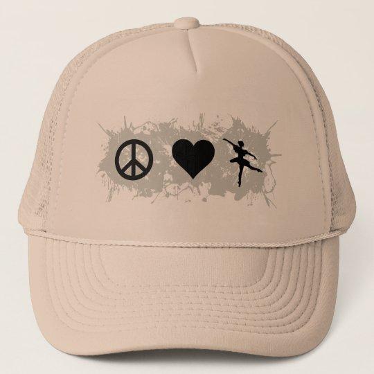 Ballet 5 trucker hat