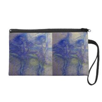 ballet and dance wristlet purse