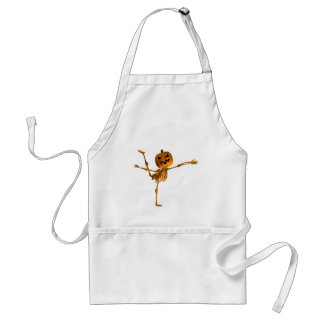 Ballet Arabesque Adult Apron
