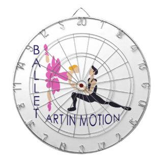 Ballet Art In Motion Dart Boards