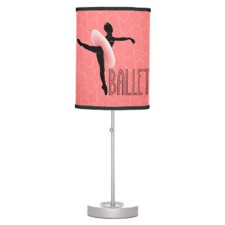 Ballet Attitude Desk Lamp