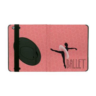 Ballet Attitude iPad Case