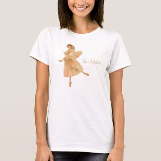 Ballet Babydoll T-shirt - La Sylphide
