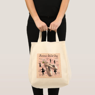 Ballet Bag with your name on it