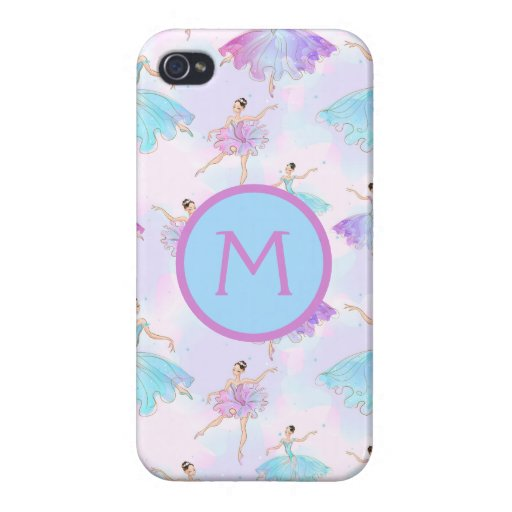 Ballet Ballerina Ballerinas iPhone Case