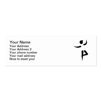Ballet Ballerina Business Card