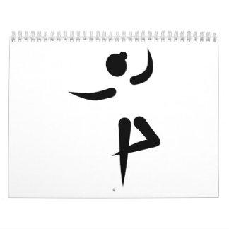 Ballet Ballerina Wall Calendars