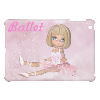Ballet - Ballerina i iPad Mini Case